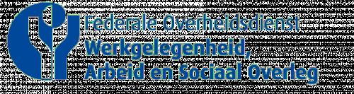 Logo Federale Overheidsdienst