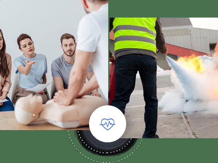 ehbo en brand opleiding